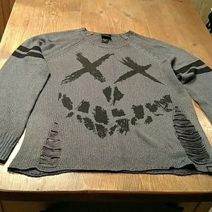 Hot Topic Suicide Squad sweater